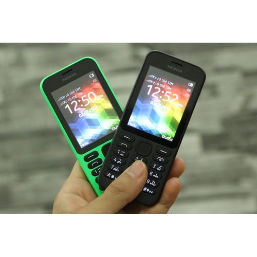 Điện thoại nokia 215 2sim chính hãng đầy đủ pin sạc
