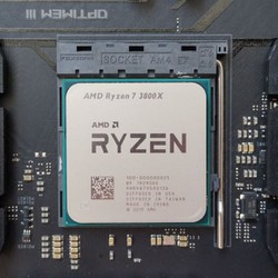 CPU 3800x hàng tray
