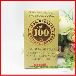 Xà Bông Dừa Hoa Hồng Coco-Secret - 07777 thumbnail
