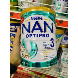 Sữa Bột Nestlé NAN Optipro 3 900g