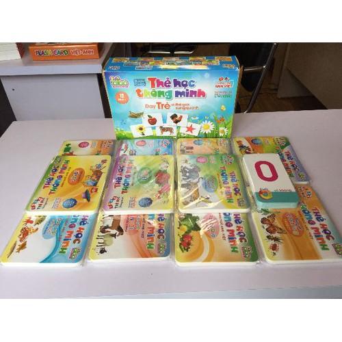 Bộ thẻ học thông minh size to 12 chủ đề tặng kèm thẻ học chữ và số - 19381250 , 24176104 , 15_24176104 , 199000 , Bo-the-hoc-thong-minh-size-to-12-chu-de-tang-kem-the-hoc-chu-va-so-15_24176104 , sendo.vn , Bộ thẻ học thông minh size to 12 chủ đề tặng kèm thẻ học chữ và số