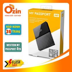Ổ cứng di động Western my passport 4TB 2TB USB 3.0