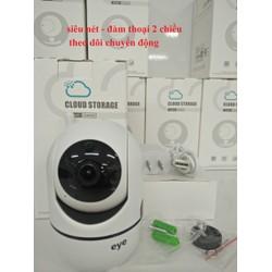 Camera không dây 360 độ Full HD (1080P) siêu nét. BH 24 tháng