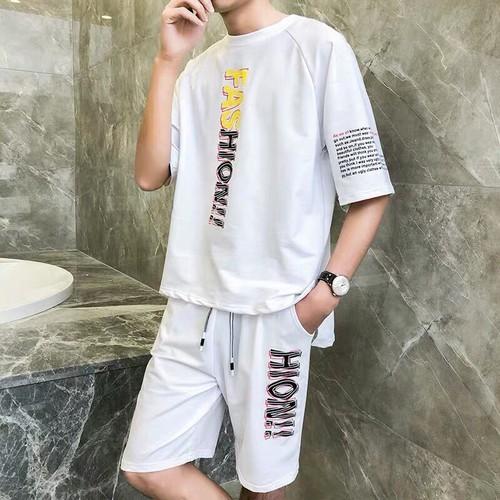 Quần áo thun mặc nhà nam - quần áo thun mặc nhà nam