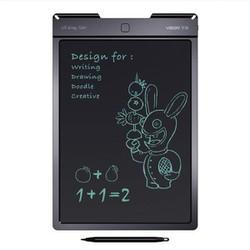 Bảng viết, vẽ tự xóa thông minh VSON 13 inch Cỡ Lớn có nút chống xóa khi viết, nét vẽ rõ và đậm, Quét lưu hình ảnh