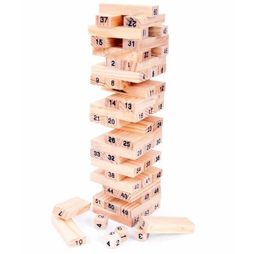 Trò chơi boardgame rút gỗ cho tết thêm ý nghĩa