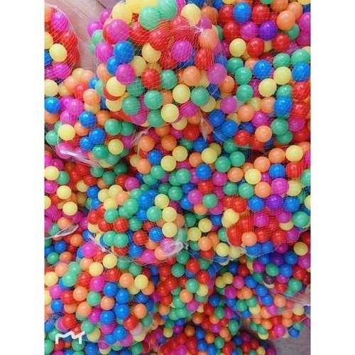 Set 10 quả bóng nhựa cho bé