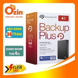 Ổ cứng di động seagatebackup plus slim 4TB 2TB USB 3.0