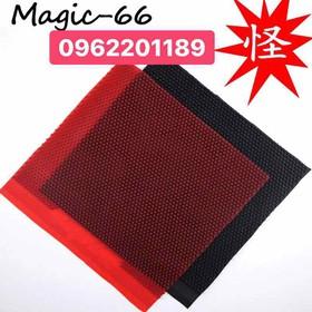 Mặt vợt bóng bàn gai Magic 66 - magic 66 thủ