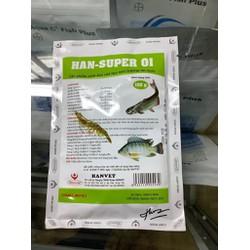 Chế phẩm vi sinh thuỷ sản _ super 01 100g