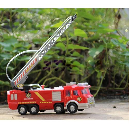 Xe cứu hỏa phun nước thông minh toy bmbe1005