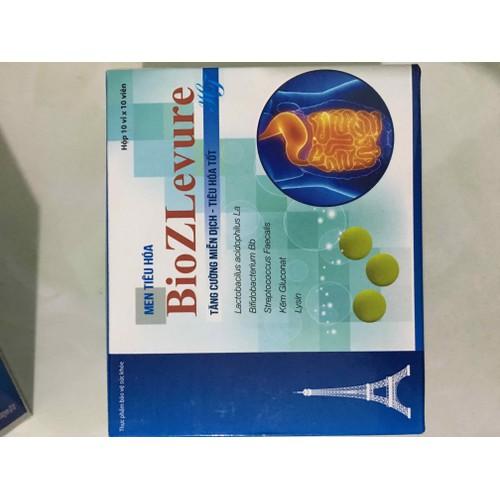 Men tiêu hoá biozlevure bổ sung lợi khuẩn-giúp tiêu hoá hấp thu tốt