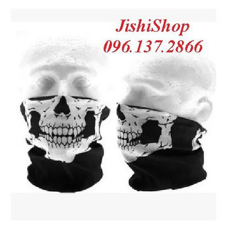Khăn đa năng hình xương trắng - 19951673 , 25133931 , 15_25133931 , 14000 , Khan-da-nang-hinh-xuong-trang-15_25133931 , sendo.vn , Khăn đa năng hình xương trắng