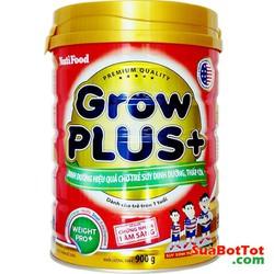 Sữa Grow Plus 900g NutiFood date 2021