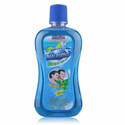 Nước súc miệng Thái Dương chai 500ml