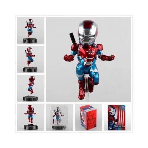 Mô hình hoạt hình nhân vật phim captain america bằng pvc
