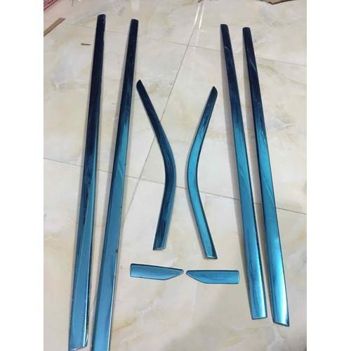 Bộ nẹp chân kính inox mitsubishi xpander 2018-2019 - 20494397 , 23335142 , 15_23335142 , 280000 , Bo-nep-chan-kinh-inox-mitsubishi-xpander-2018-2019-15_23335142 , sendo.vn , Bộ nẹp chân kính inox mitsubishi xpander 2018-2019