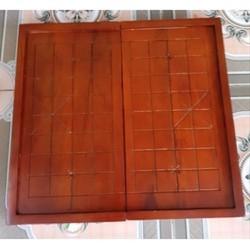 Mua bàn cờ tướng gỗ bao gồm quân gỗ nhãn
