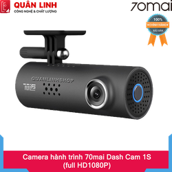 Camera Hành Trình Xiaomi 70mai Dash Cam 1S full HD 1080P - MIDRIVED06 - MidriveD06