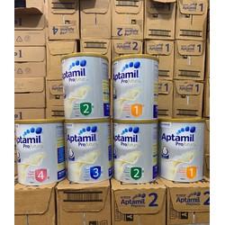 Sữa Aptamil Úc 900g