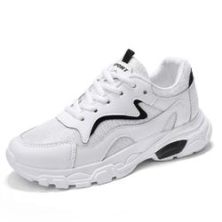 [ SIÊU SALE ] Giày Bata Nữ Trắng Sneaker Thể Thao
