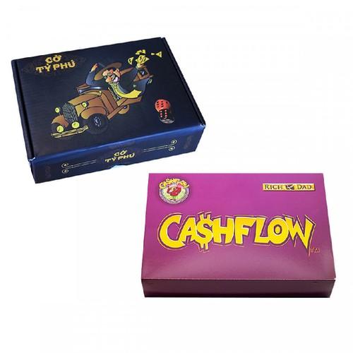 Set học làm giàu combo cashflow cờ tỷ phú việt nam - 19221181 , 23310132 , 15_23310132 , 1019000 , Set-hoc-lam-giau-combo-cashflow-co-ty-phu-viet-nam-15_23310132 , sendo.vn , Set học làm giàu combo cashflow cờ tỷ phú việt nam