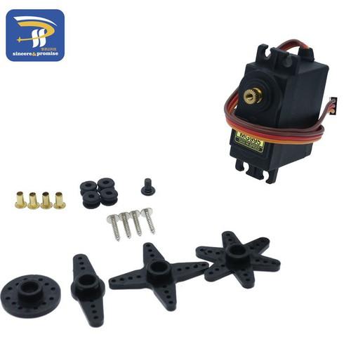 Bộ động cơ servo mg995 55g cho xe ô tô điều khiển từ xa - 19243435 , 23309448 , 15_23309448 , 86800 , Bo-dong-co-servo-mg995-55g-cho-xe-o-to-dieu-khien-tu-xa-15_23309448 , sendo.vn , Bộ động cơ servo mg995 55g cho xe ô tô điều khiển từ xa