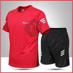 Bộ quần áo thể thao nam nữ  Đồ bộ mặc nhà nam