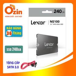 Ổ Cứng SSD Lexar NS100 256GB 128GB 2.5 inch SATA III - NS100-256/128/SOZ