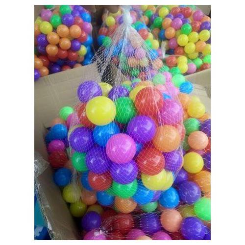 Túi 100 quả bóng nhựa phi 5 cho bé