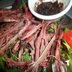 [Đặc Sản] Trâu gác bếp Sơn La 1kg - kèm chẩm chéo người Thái