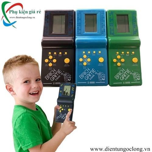 Máy chơi game điện tử cầm tay p1 huyền thoại xài pin aa