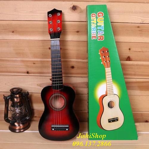 Đàn ukulele soprano full màu