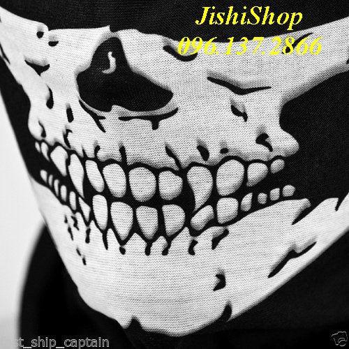 Khăn đa năng hình xương trắng ảnh do shop tự chụp - 20554241 , 23437183 , 15_23437183 , 18000 , Khan-da-nang-hinh-xuong-trang-anh-do-shop-tu-chup-15_23437183 , sendo.vn , Khăn đa năng hình xương trắng ảnh do shop tự chụp