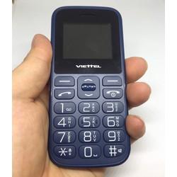 Điện Thoại Viettel V6316 Dành Cho Người Già - Pin Trâu - Sóng Khỏe - Loa To