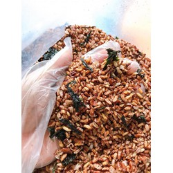 Gạo Lứt Sấy Rong Biển 1 Kg