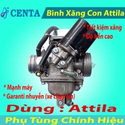 Bình Xăng Con xe Attila Tiết Kiệm Xăng chính hãng Centa
