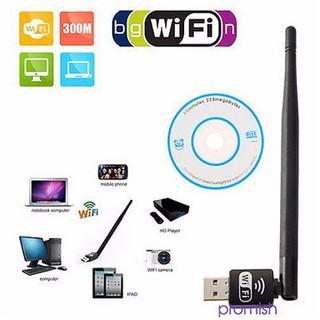 USB thu Wifi cho máy tính - hàng chính hãng - Tốc độ truy cập mạng Wifi nhanh và ổn định - UAWIFI thumbnail