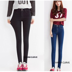 😍😍Quần jean nữ 💜💜💜co giản cao cấp nhiều màu, nhiều size
