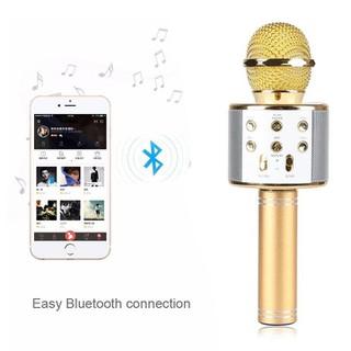 Micro Kèm Loa Bluetooth - Micro kèm loa bluetooth thumbnail