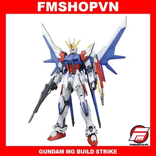 Fmshopvn gundam mg chính hãng mg build strike mô hình lắp ráp