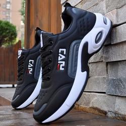 Giày thể thao nam - giày sneaker nam giá rẻ hót 2020 GTTN-54 [MÀU TRẮNG - MÀU XANH].