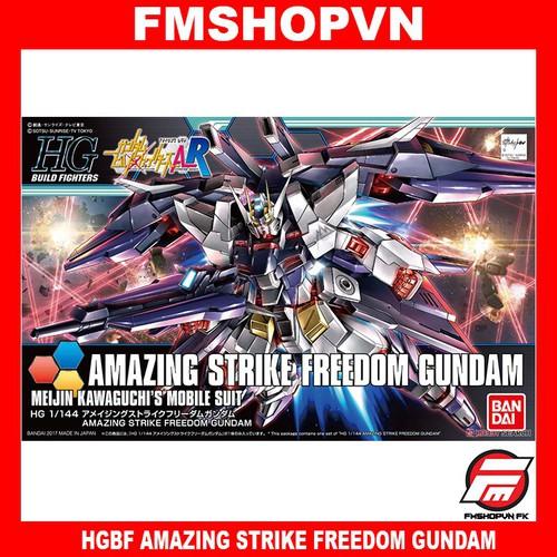 Fmshopvn gundam hg chính hãng gundam hgbf amazing strike freedom