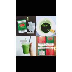 Trà thái xanh túi lọc green tea