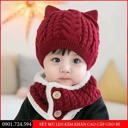 Mũ len trẻ em Mũ len cho bé