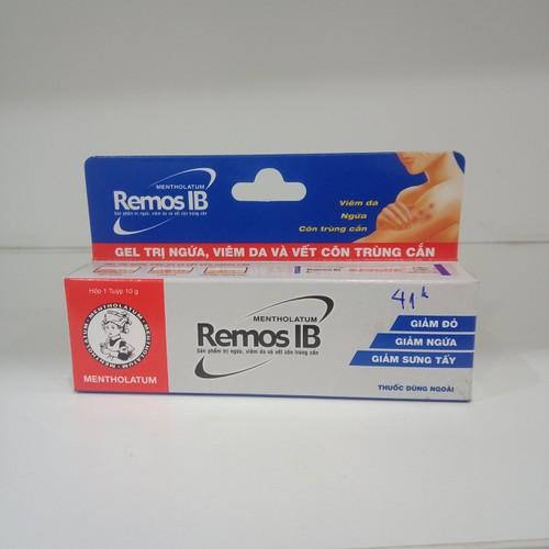 Remos ib- gel trị ngứa, viêm da và vết côn trùng cắn - 20503055 , 23350951 , 15_23350951 , 40000 , Remos-ib-gel-tri-ngua-viem-da-va-vet-con-trung-can-15_23350951 , sendo.vn , Remos ib- gel trị ngứa, viêm da và vết côn trùng cắn
