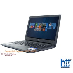 Laptop Dell Inspiron 3567-N3567S - N3567S