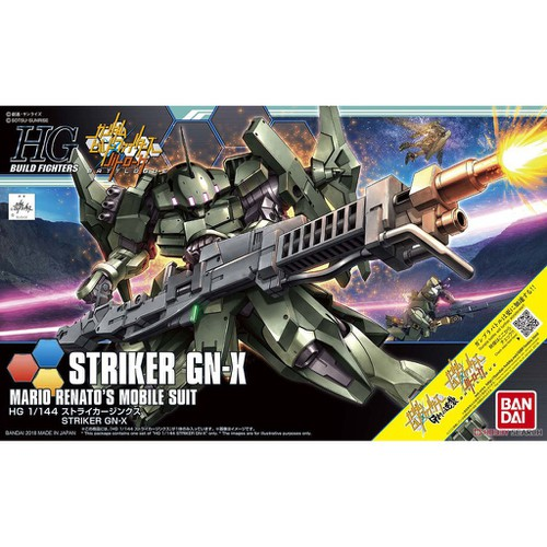 Mô hình gundam strike gn x