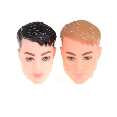 2 phụ kiện đầu búp bê barbie ken - 20507626 , 23358918 , 15_23358918 , 28400 , 2-phu-kien-dau-bup-be-barbie-ken-15_23358918 , sendo.vn , 2 phụ kiện đầu búp bê barbie ken