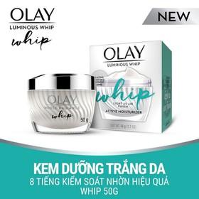 Kem Dưỡng Trắng Da Olay White Radiance Whip Active Moisturizer 50g - 4902430799911